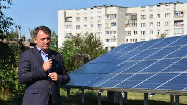 У Бориславі запрацювала найпотужніша в Україні дахова сонячна електростанція