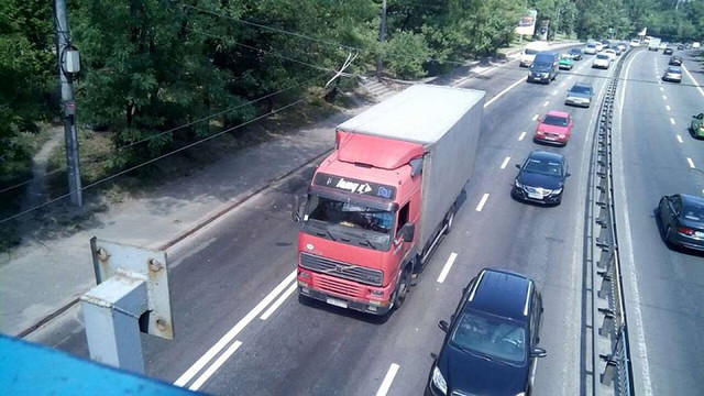 «Укравтодор» пропонує звузити ширину дорожніх смуг у містах