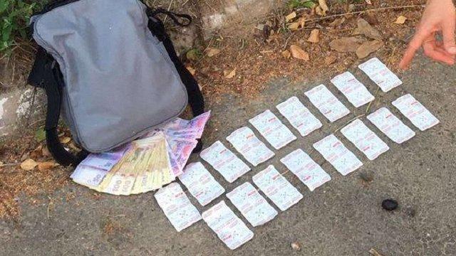 У Стрию поліція затримала місцевого жителя з наркотиками на суму близько ₴60 тис.