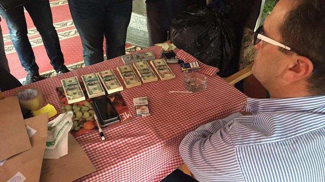 СБУ затримала посадовця «Укрзалізниці» за вимагання $300 тис.