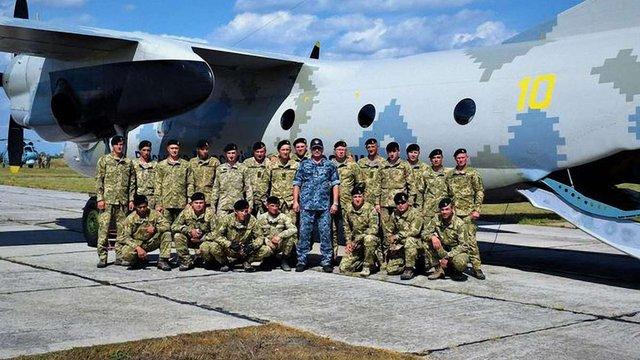 Українські морські піхотинці провели навчання у горах Грузії
