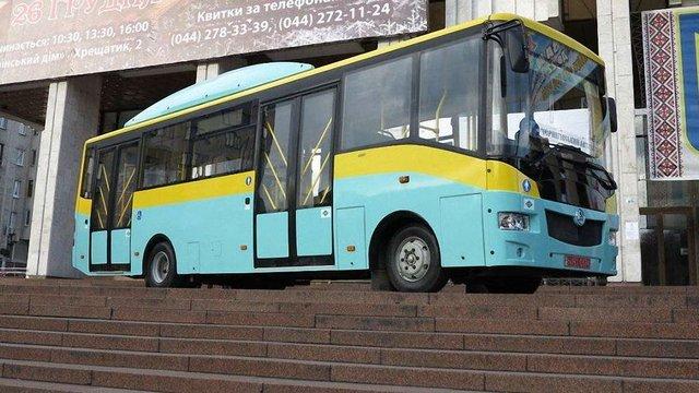 Львівська мерія планує придбати 100 автобусів середнього класу
