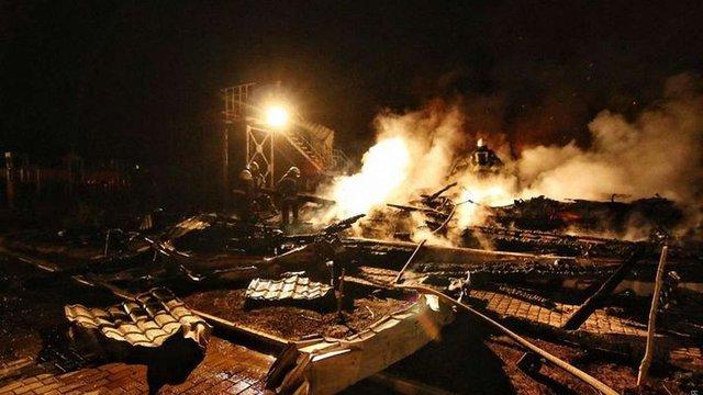 ДСНС підтвердила несправність протипожежної сигналізації у дитячому таборі в Одесі
