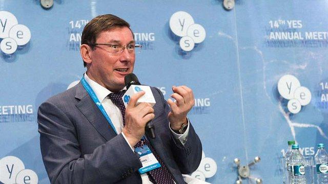 Саакашвілі не заарештують і не вишлють з України через інцидент на кордоні, - Луценко