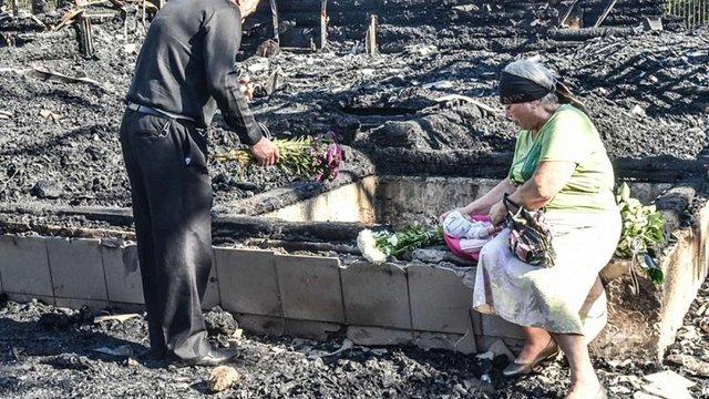 Прокуратура назвала попередню причину пожежі в одеському дитячому таборі