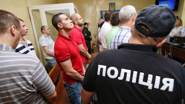 Виправданих фігурантів «справи 2 травня» затримали за підозрою в сепаратизмі
