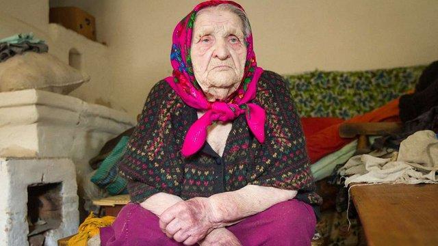 117-річна українка може стати найстарішою жителькою планети