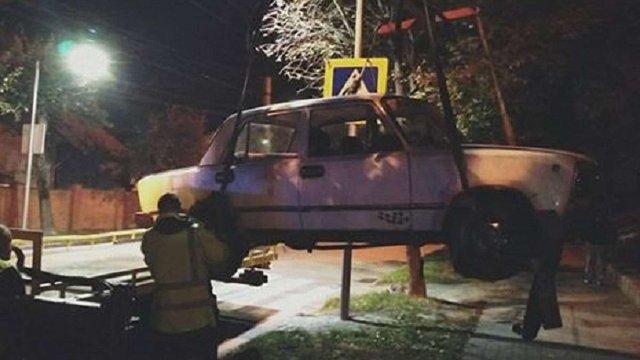 За ніч у Львові зупинили 11 нетверезих водіїв