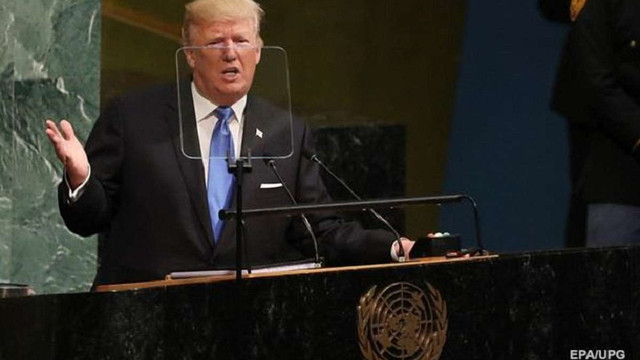Дональд Трамп пригрозив у разі потреби повністю знищити КНДР