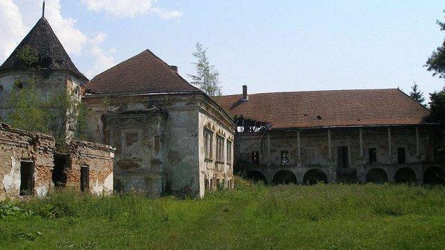 Поморянський замок відреставрують за ₴8 млн