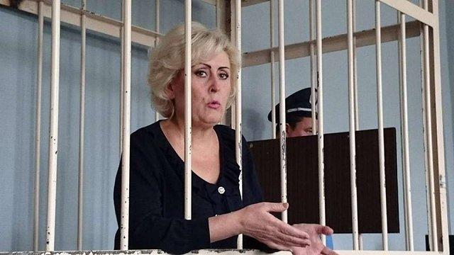 У Харкові суд відпустив скандальну екс-очільницю Слов'янська Нелю Штепу під домашній арешт