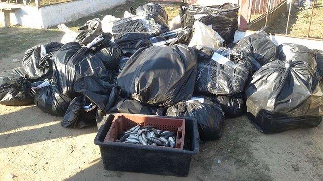 На Миколаївщині рибоохоронний патруль зловили на браконьєрстві