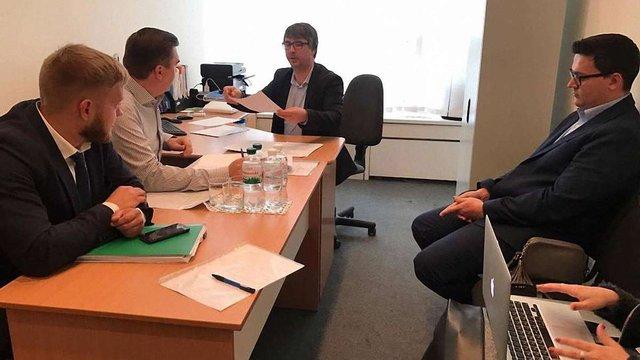 НАЗК просить оштрафувати нардепа Добродомова за прочитані лекції в Одесі