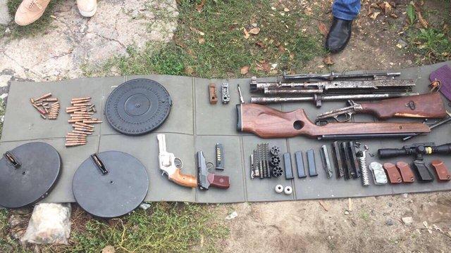 У Києві викрили групу торговців зброєю та боєприпасами