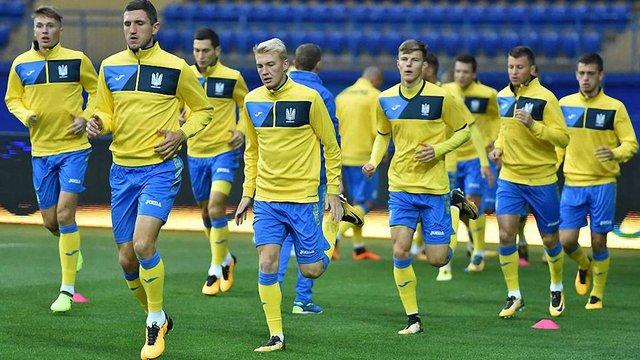 Шевченко озвучив склад збірної України на матчі проти Косово та Хорватії