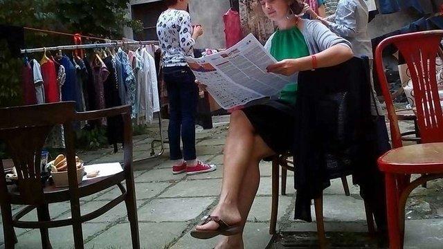 У Львові втретє організовують безкоштовний обмін одягом