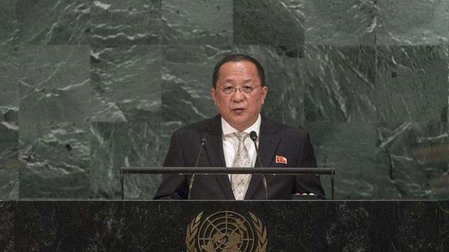 КНДР заявила про неминучість ядерного удару по США