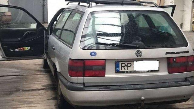 Львівські митники знайшли у паливному баку авто 470 пачок сигарет