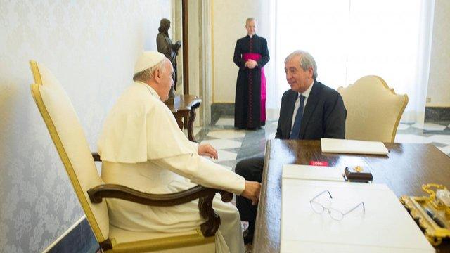 Екс-аудитор Папи Римського заявив про фінансові зловживання і корупцію у Ватикані