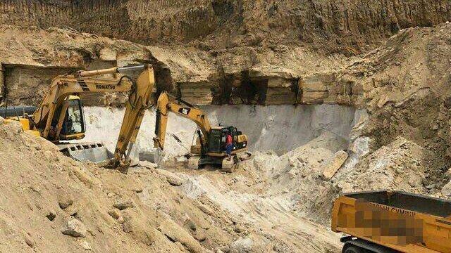 За незаконне видобування кварцового піску проти підприємства на Львівщині відкрили справу