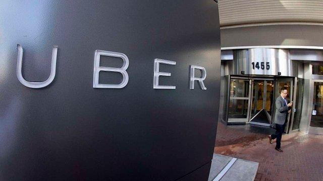 Сервіс виклику таксі Uber знову збільшив тарифи