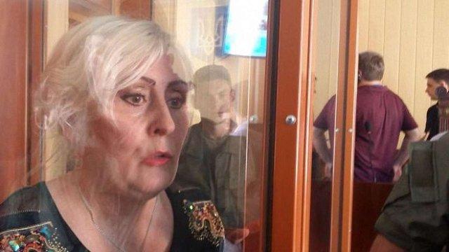 У звинуваченої в сепаратизмі Нелі Штепи зламався електронний браслет
