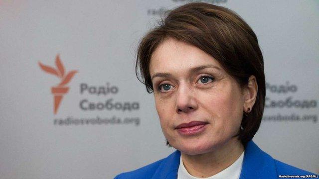 Лілія Гриневич стверджує, що новий освітній закон розширить права угорців в Україні