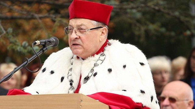 77-річний Борис Зіменковський переміг на виборах ректора Львівського медуніверситету