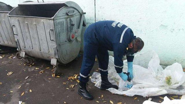 У Хмельницькому на одному зі смітників знайшли 8 кг ртуті