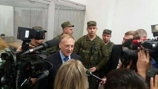 Апеляційний суд Києва звільнив екс-міністра юстиції Лавриновича з-під арешту