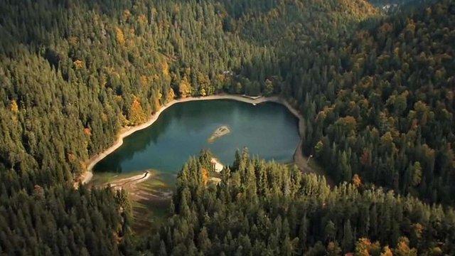 Уряд розширив межі території природного парку «Синевир»