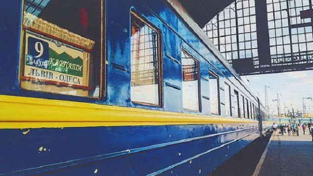 «Укрзалізниця» обіцяє запустити нічний експрес «Львів-Одеса» із новими вагонами