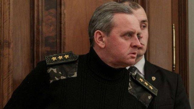 Начальник Генштабу заявив про відсутність своєї провини за пожежу в Калинівці