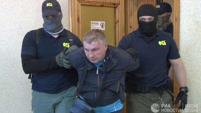 У Криму затримали військового-перекинчика нібито за шпигунство на користь України