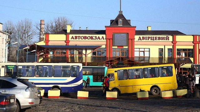 Суд заборонив роботу автостанції на залізничному вокзалі Львова