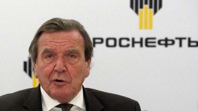 Екс-канцлер Німеччини Шредер став головою Ради директорів «Роснефти»