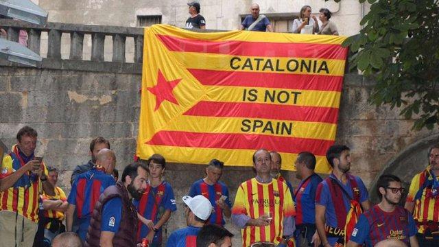 Влада Каталонії оголосила результати референдуму про незалежність