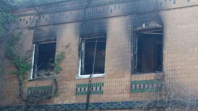 П'ятеро людей загинуло внаслідок пожежі у запорізькому хостелі