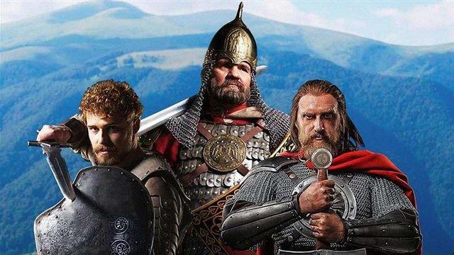 Герої українського фільму з'являться на поштових марках