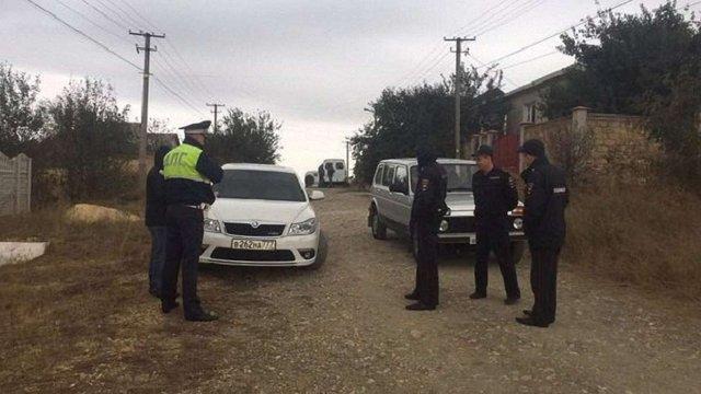 У Криму затримали чотирьох кримських татар
