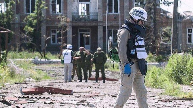 Місія ОБСЄ відреагувала на заяву Геращенко про збільшення в її складі росіян