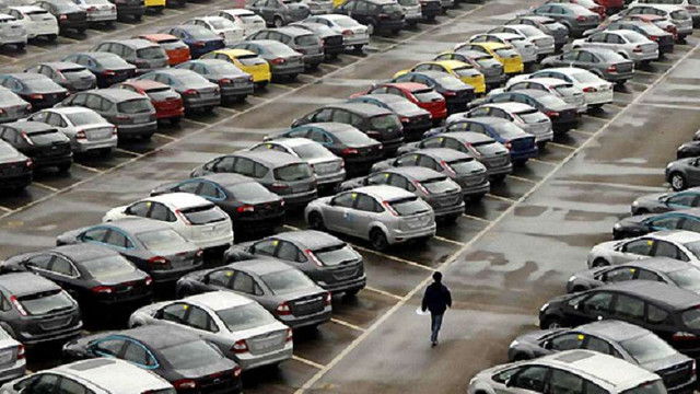 Продажі нових автомобілів в Україні зросли на 36%