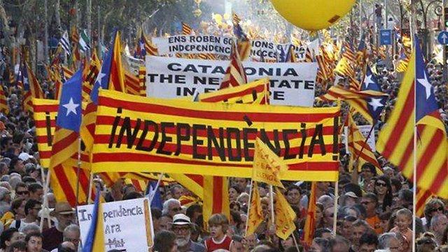Україна вважає нелегітимним референдум в Каталонії