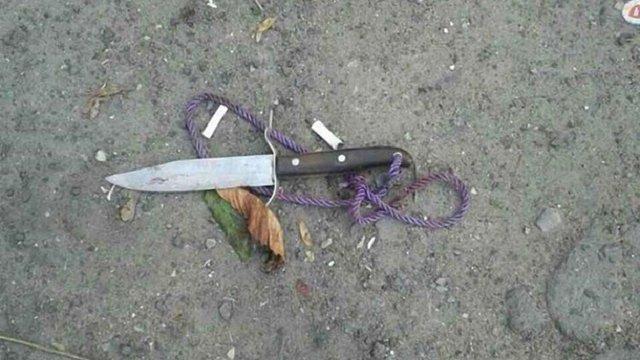 В Одесі затримали рецидивіста, який з ножем напав на людей в магазині