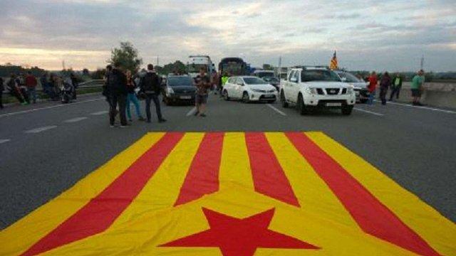 У Каталонії розпочався національний страйк
