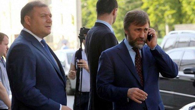 Михайло Добкін вийшов з «Опозиційного блоку»