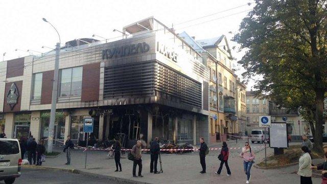 Власником будинку, де згорів «Сбербанк», виявилась офшорна компанія