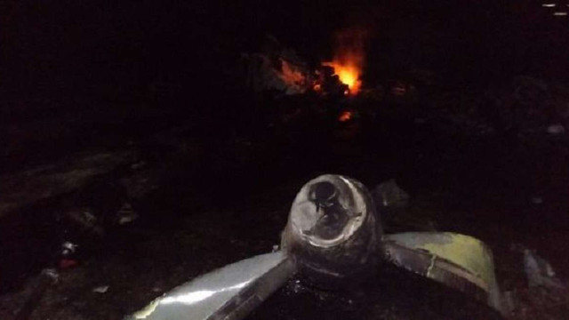 В Казахстані розбився літак з медиками: п'ятеро загиблих