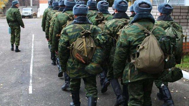 Україна вимагає від РФ припинити призов до війська на території анексованого Криму