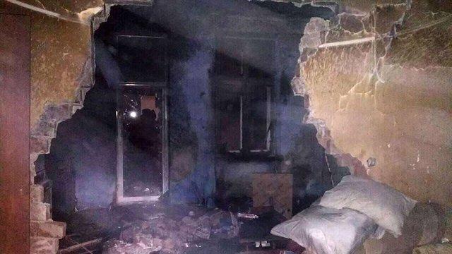 Через вибух газу в квартирі мешканець Дрогобича потрапив у реанімацію